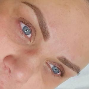 #spmu #spmubrows #permanentmakeup #permanentbrows #ombre #onflique #ossett