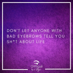 🤣👏  DM to get booked in for your brow transformation 📲